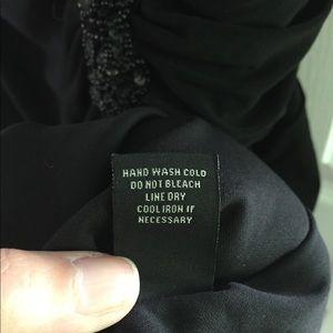 Dress Barn Dresses - Women's Black Cocktail Dress
